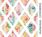 template seamless geometric... | Shutterstock .eps vector #1154348542