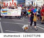 margate kent uk 08 11 18... | Shutterstock . vector #1154377198