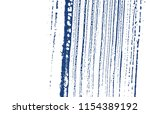 grunge texture. distress indigo ... | Shutterstock .eps vector #1154389192
