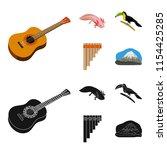 sampono mexican musical...   Shutterstock .eps vector #1154425285