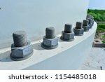 wind power equipment | Shutterstock . vector #1154485018