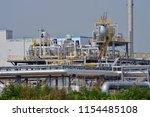 the oil tank | Shutterstock . vector #1154485108