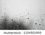 rainy  autumn weather outside... | Shutterstock . vector #1154501905