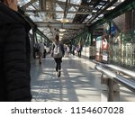 edinburgh  uk   circa june 2018 ... | Shutterstock . vector #1154607028