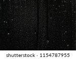 black wet background  ... | Shutterstock . vector #1154787955