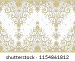 seamless traditional indian... | Shutterstock . vector #1154861812