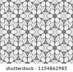 ethnic seamless pattern....   Shutterstock .eps vector #1154862985