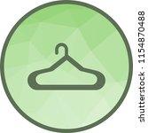 hanger  fashion  clothes | Shutterstock .eps vector #1154870488