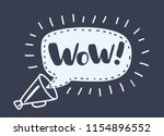 vector cartoon illustration of... | Shutterstock .eps vector #1154896552