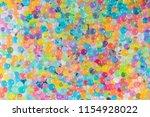 Many Colorful Gel Balls....