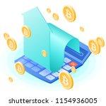 the math calculator  growing...   Shutterstock .eps vector #1154936005