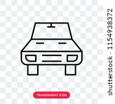 car vector icon isolated on...   Shutterstock .eps vector #1154938372