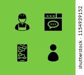 responsive icon. 4 responsive...