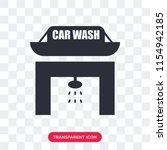 car wash vector icon isolated...   Shutterstock .eps vector #1154942185