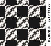 raster geometric seamless...   Shutterstock . vector #1154958538