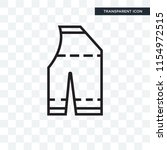 material vector icon isolated... | Shutterstock .eps vector #1154972515