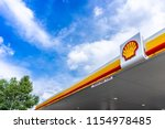 staffordshire  9th   august  ... | Shutterstock . vector #1154978485