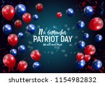 patriot day usa poster... | Shutterstock .eps vector #1154982832