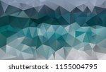 vector abstract irregular... | Shutterstock .eps vector #1155004795