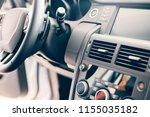 close up of the elegant details ... | Shutterstock . vector #1155035182