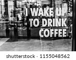 """""""i wake up to drink coffee""""... 