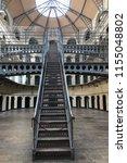 Stock photo kilmainham gaol prison dublin 1155048802