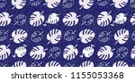 creative deco pattern design... | Shutterstock . vector #1155053368