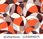 creative shape designs | Shutterstock . vector #1155094075