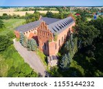 aerial view of ruins of... | Shutterstock . vector #1155144232