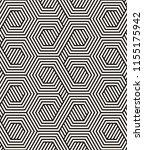 vector seamless pattern. modern ... | Shutterstock .eps vector #1155175942