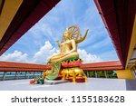 Buddha Image  Large Golden...