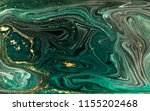 green marble abstract acrylic... | Shutterstock . vector #1155202468