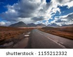 street leading up to the...   Shutterstock . vector #1155212332