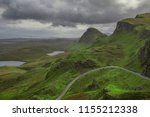 breathtaking panorama view over ...   Shutterstock . vector #1155212338
