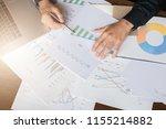 business man group ban storm   Shutterstock . vector #1155214882