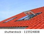 roof windows | Shutterstock . vector #115524808