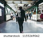 edinburgh  uk   circa june 2018 ... | Shutterstock . vector #1155269062
