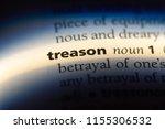 Small photo of treason word in a dictionary. treason concept.