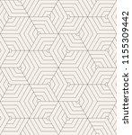 vector seamless pattern. modern ... | Shutterstock .eps vector #1155309442