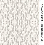 vector seamless pattern. modern ... | Shutterstock .eps vector #1155309472