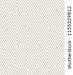vector seamless pattern. modern ... | Shutterstock .eps vector #1155329812