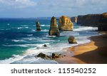 Dramatic Beautiful 12 Apostles...