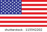 us  usa flag | Shutterstock . vector #115542202