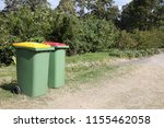 Green Bins For Rubbish And...