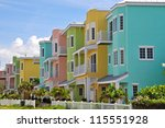 Colorful Beach Condominiums Fo...