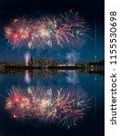 Holiday Celebration Seattle Skyline - Fine Art prints