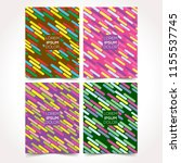 modern design template... | Shutterstock .eps vector #1155537745