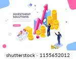 bank development economics... | Shutterstock .eps vector #1155652012