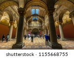 budapest  hungary   march 30 ... | Shutterstock . vector #1155668755