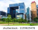 hong kong   august 01  2018 ... | Shutterstock . vector #1155825478
